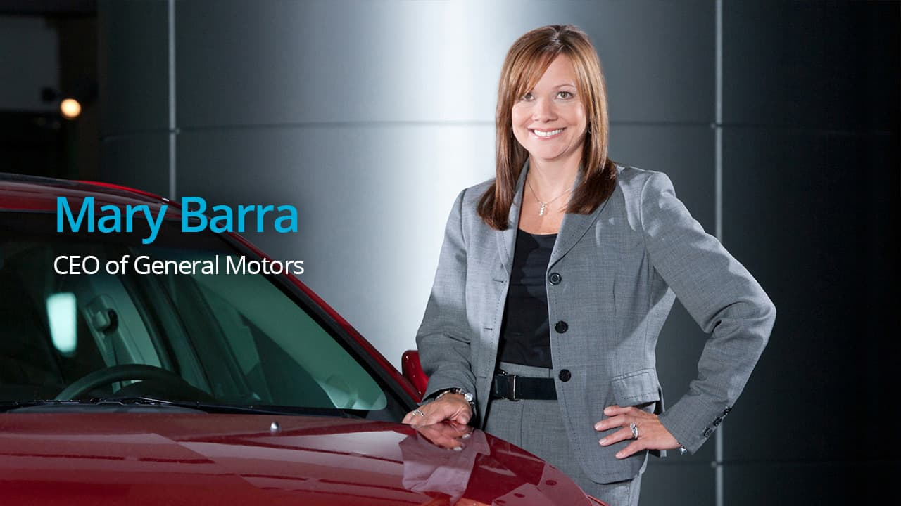 Mary Barra - 3 Examples of Successful Customer-Centric & Community-Involved Leaders