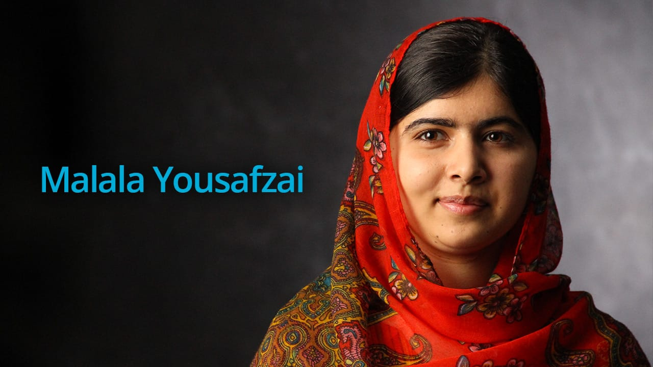 Malala Yousafzai - 3 Examples of Successful Customer-Centric & Community-Involved Leaders
