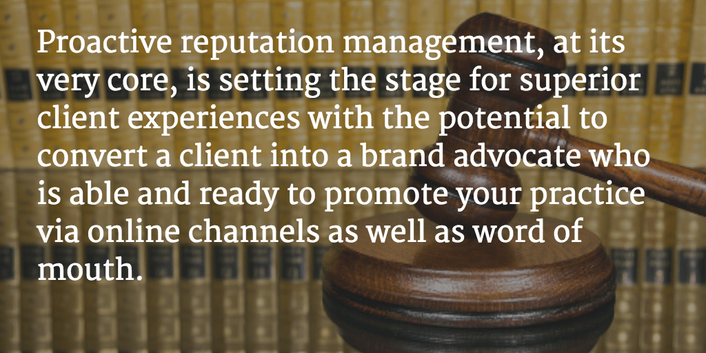A Guide for Lawyers: Four Reasons Clients Write Negative Online Reviews