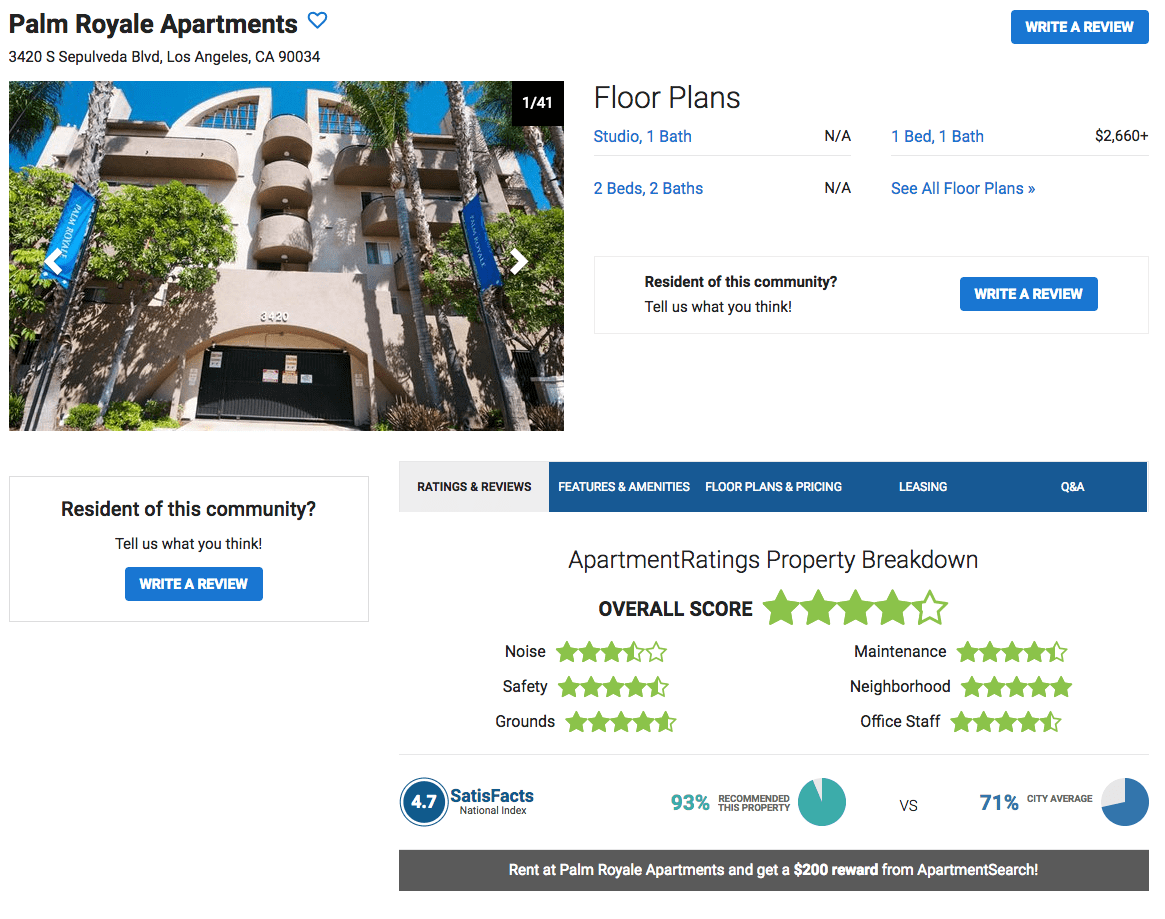 Here's How to Get the Most Out of Your Apartment Ratings Manager Center