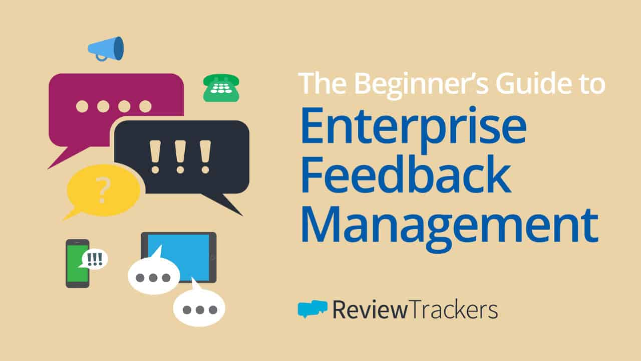 The Beginner's Guide to Enterprise Feedback Management