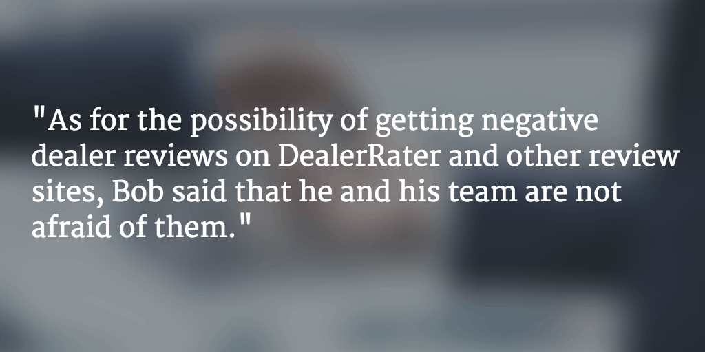 Case Study: Online Reviews Drive Business and Showroom Traffic for Dealership in Michigan