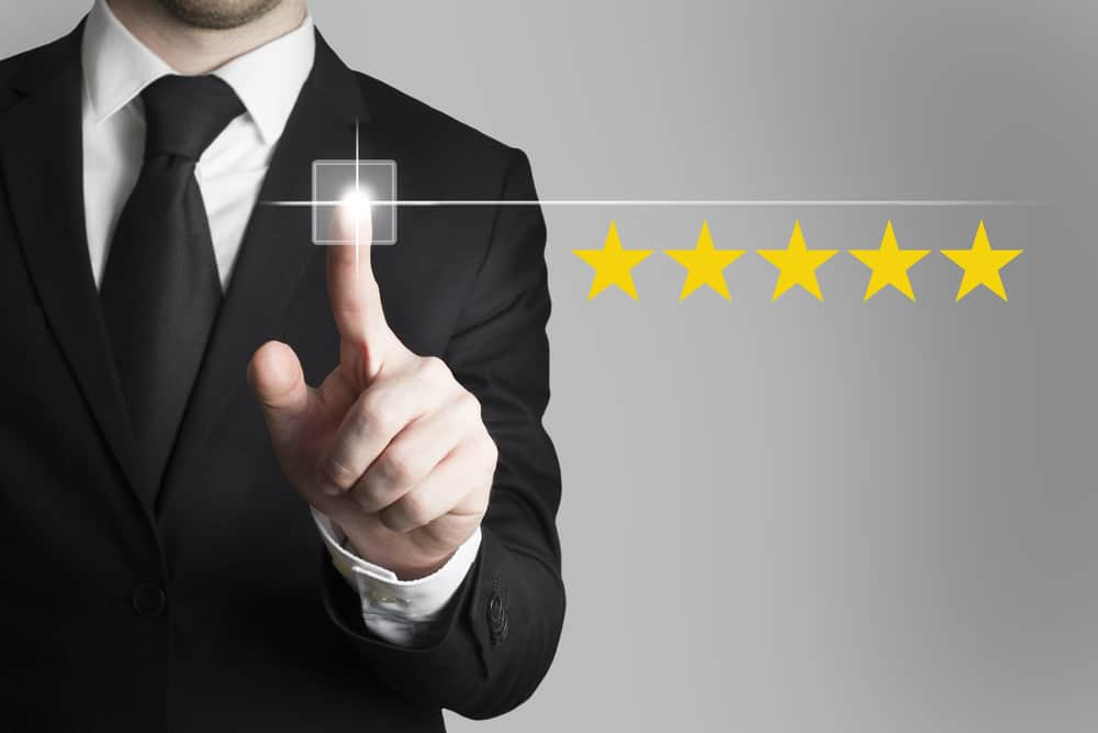 Catching Up with the Competition: How to Get More Online Reviews from Your Customers
