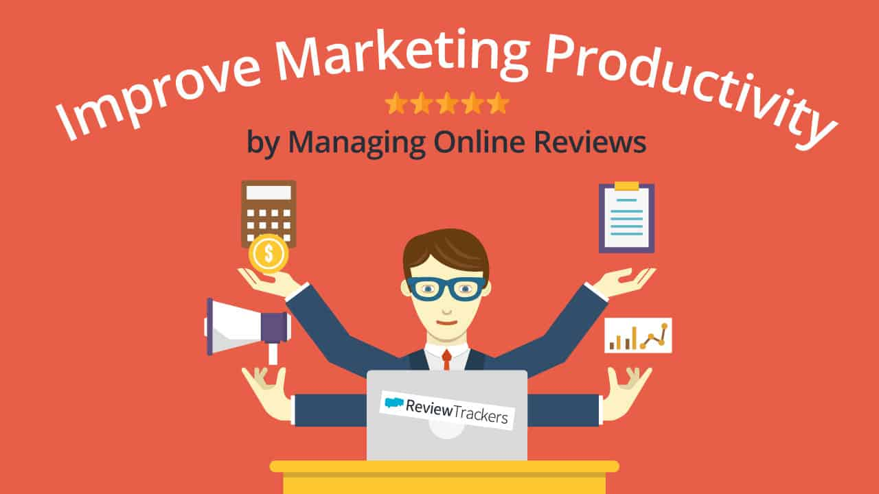 Improve Marketing Productivity by Managing Online Reviews