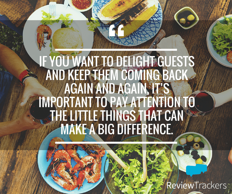 Improve the Guest Experience at Your Restaurant