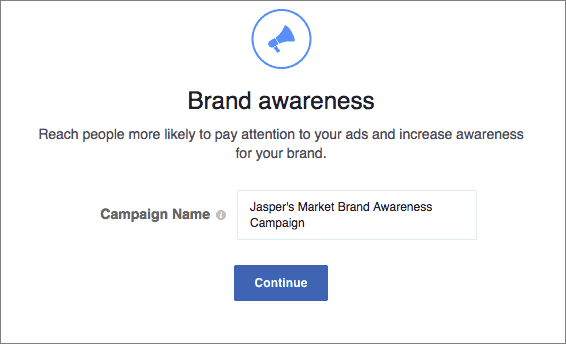 facebook business ads manager