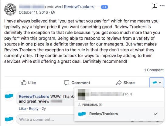 The Guide to Facebook Business Page Reviews with Facebook Business