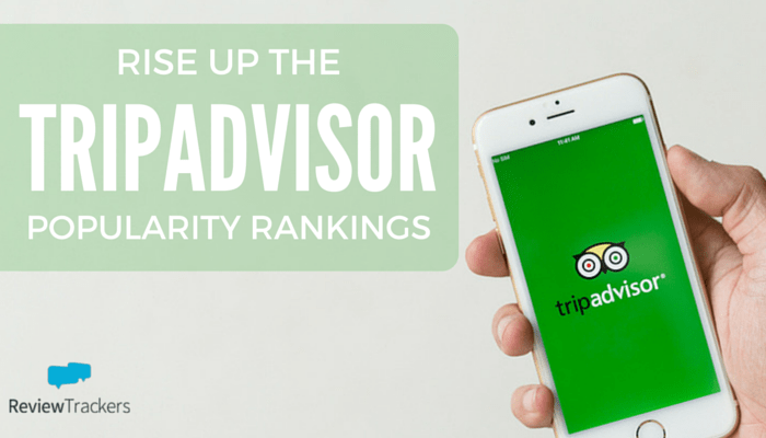 TripAdvisor Popularity Rankings