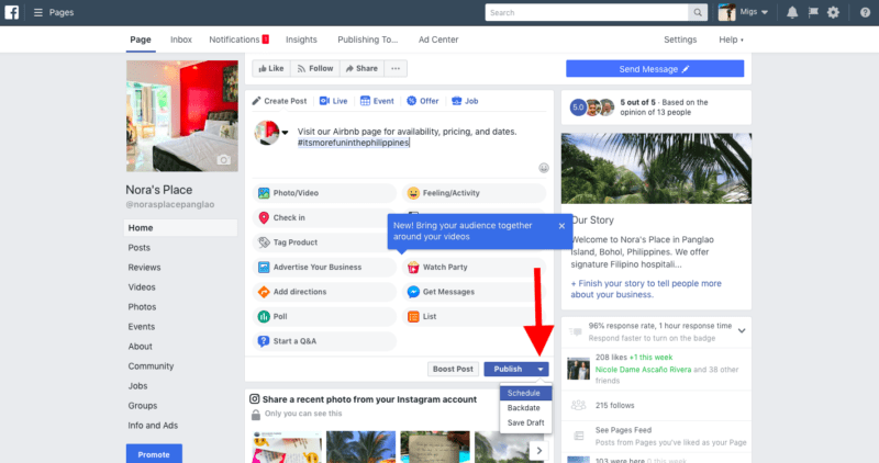 b407f3c31e Ultimate Guide to Facebook Business Manager | ReviewTrackers