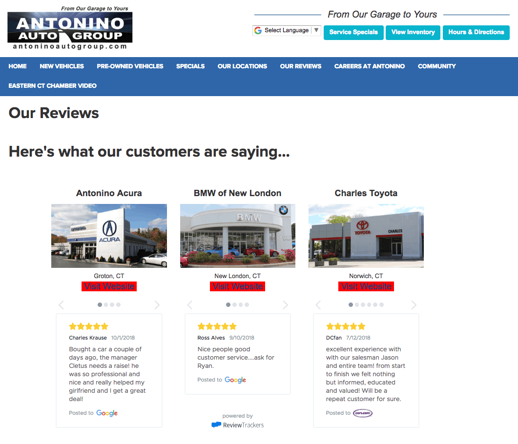 3 Reasons Why Your Business Should Use Customer Testimonials (With Examples)