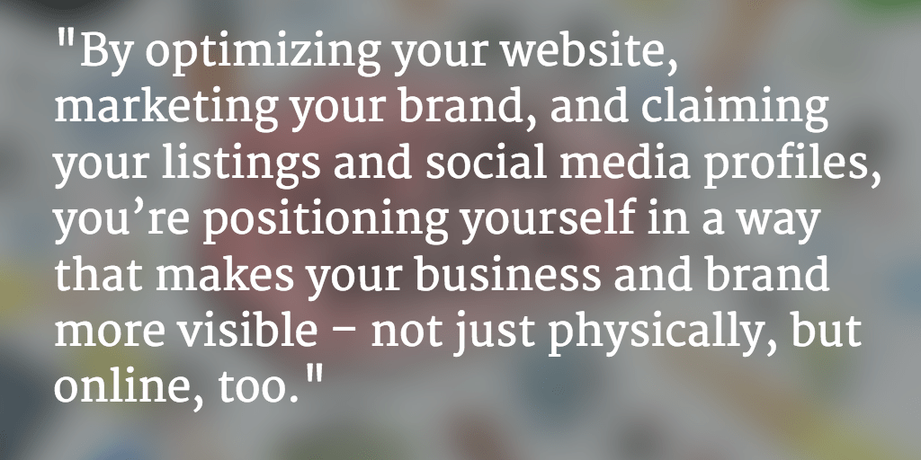 Why You Should Claim Your Online Business Listings and Social Media Profiles