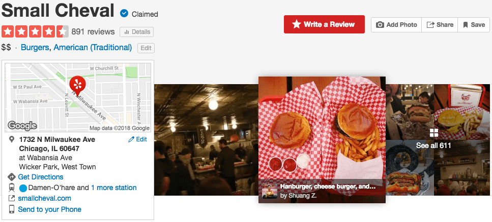 How to Add Categories to Your Yelp Business Page