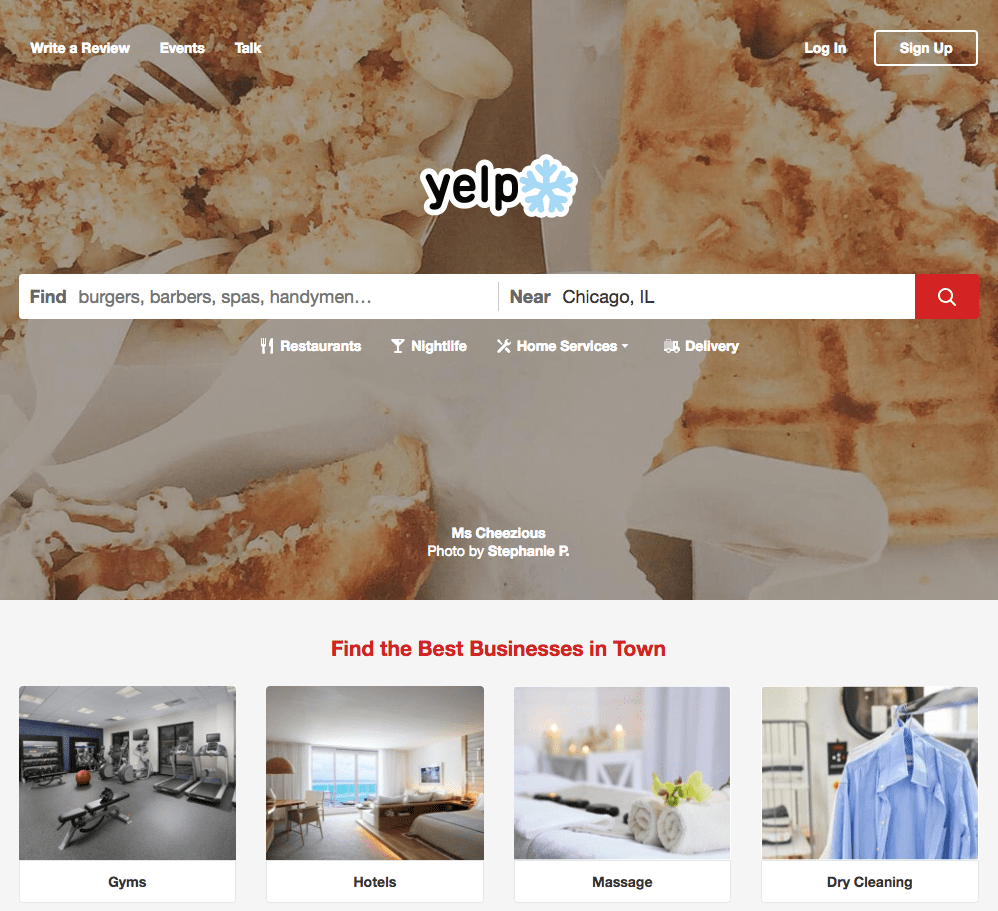 Yelp Consumer Infographics Worth Reading