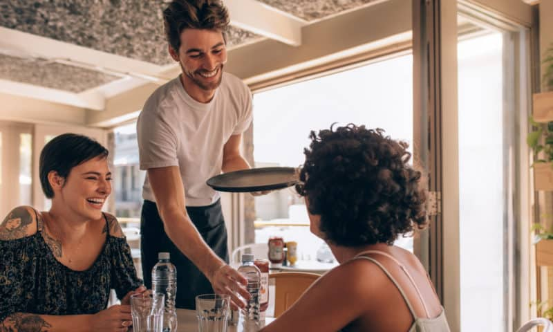improve customer experience in a restaurant