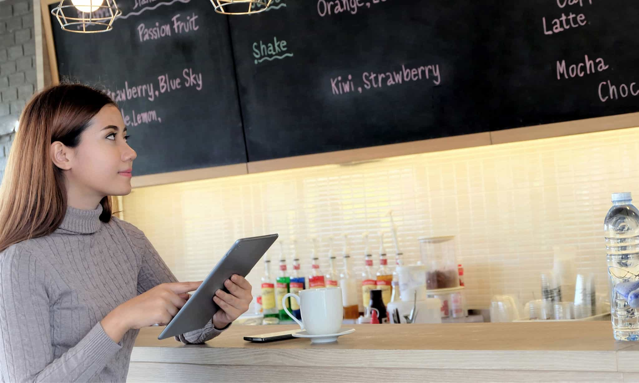restaurant menus online