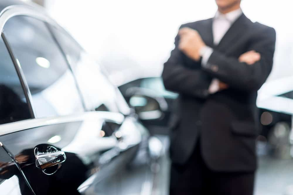 car dealer review monitoring