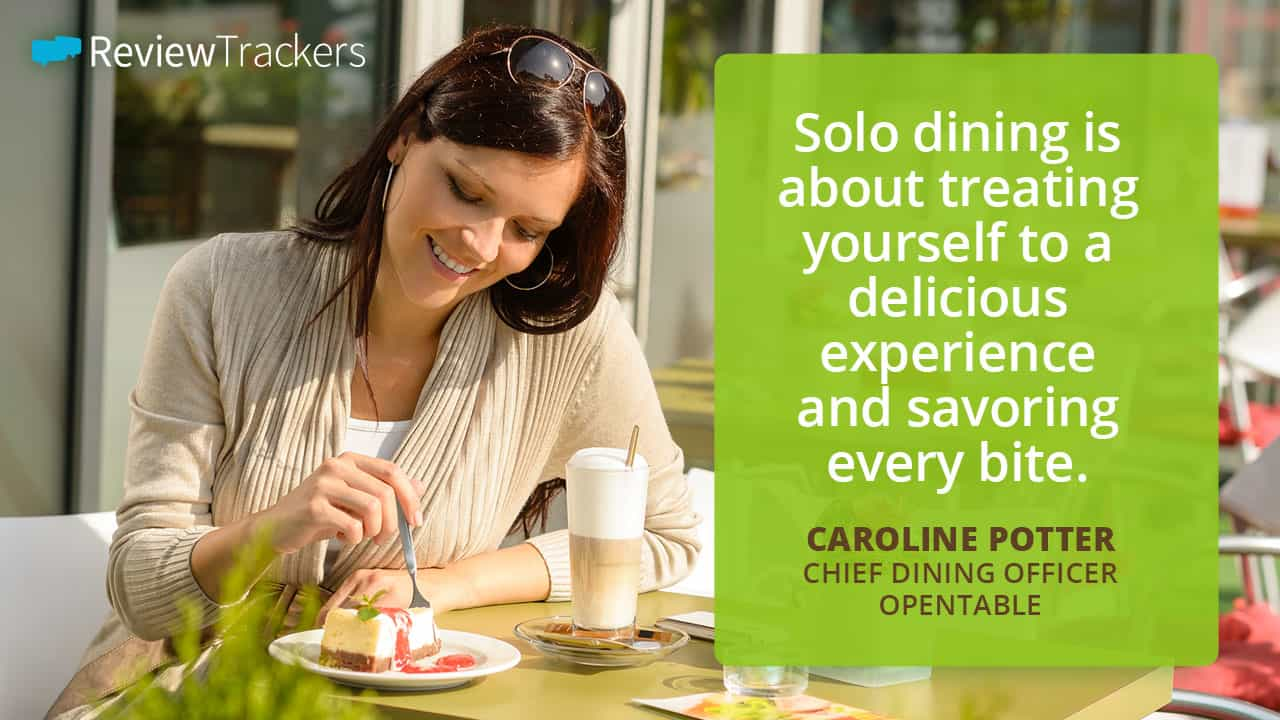 5 Ways Restaurants Can Cater to Solo Diners