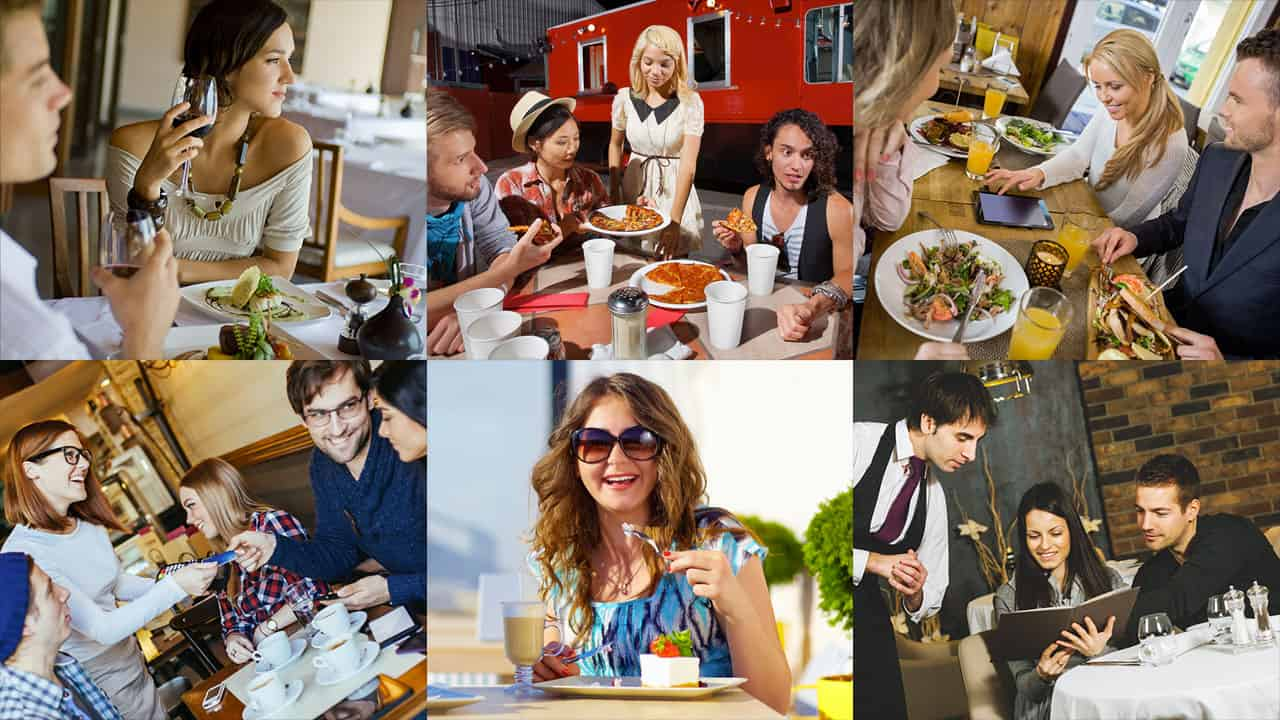 The Different Types of Eaters and the Customer Experience