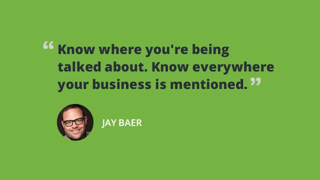 jay baer quote