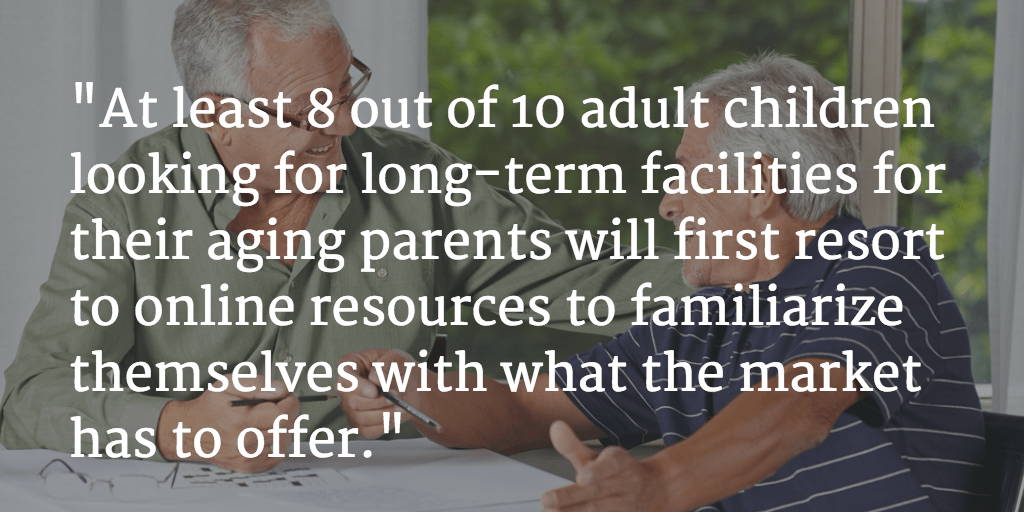 The Real Reason Why Your Senior Care Facility Must Tailor Review Responses to the Adult Child