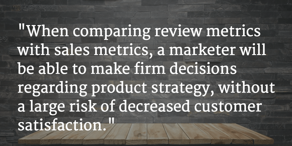 Your Online Reviews Hold the Key to the Four Ps of the Marketing Mix: Don't Neglect Them