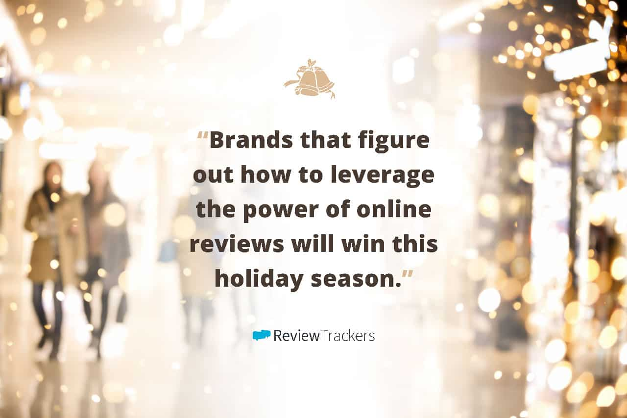 Online Reviews are the Key to the 2015 Holiday Season
