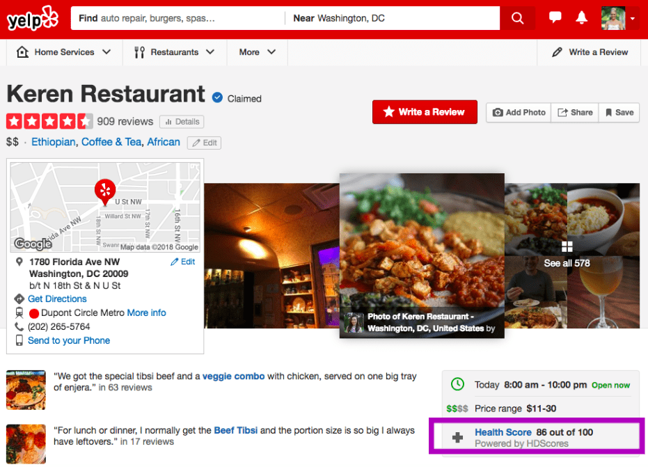 Yelp Health Score: What Your Business Needs to Know