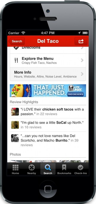 yelp online review monitoring